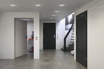 Moderne innentüren flächenbündig  ZAHNWEH Baustofffachhandel
